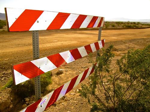 3.6 - Desert Road