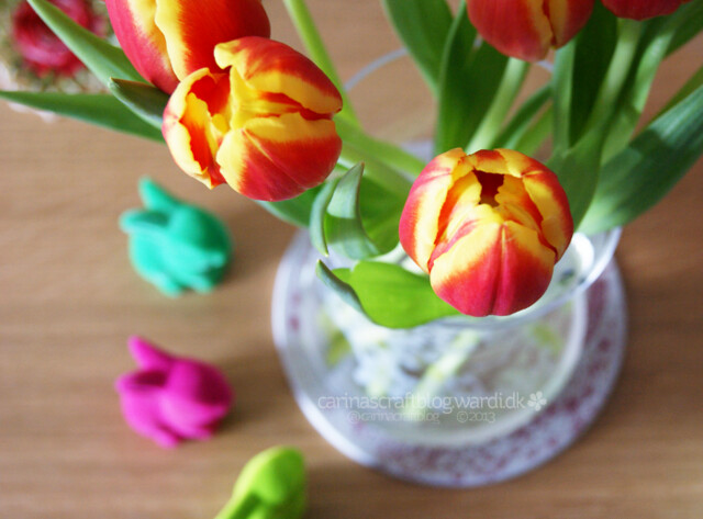 Tulips from my sweetie