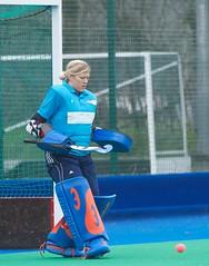 Investec Women's Hockey League - Premier Division - Reading v Bowdon Hightown