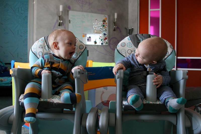 Олег и Лука обнаружили друг друга