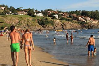Image of Portezuelo. uruguay playa portezuelo