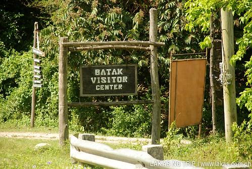Batak Visitor Center at Puerto Princesa, Palawan