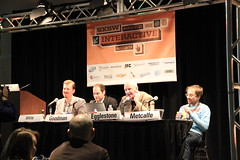 SxSW: Pitchforks and Printed electronics