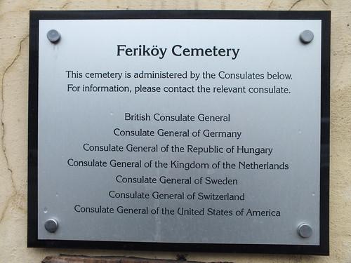 Feriköy temető