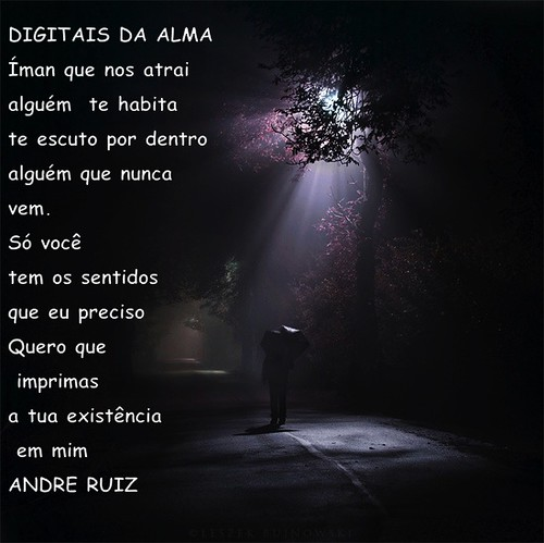 DIGITAIS DA ALMA by amigos do poeta