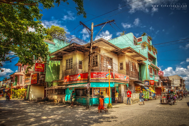 The Classic BigMak Burger Store @ Calauag Quezon Philippines - HDR Photography By: Pipoyjohn