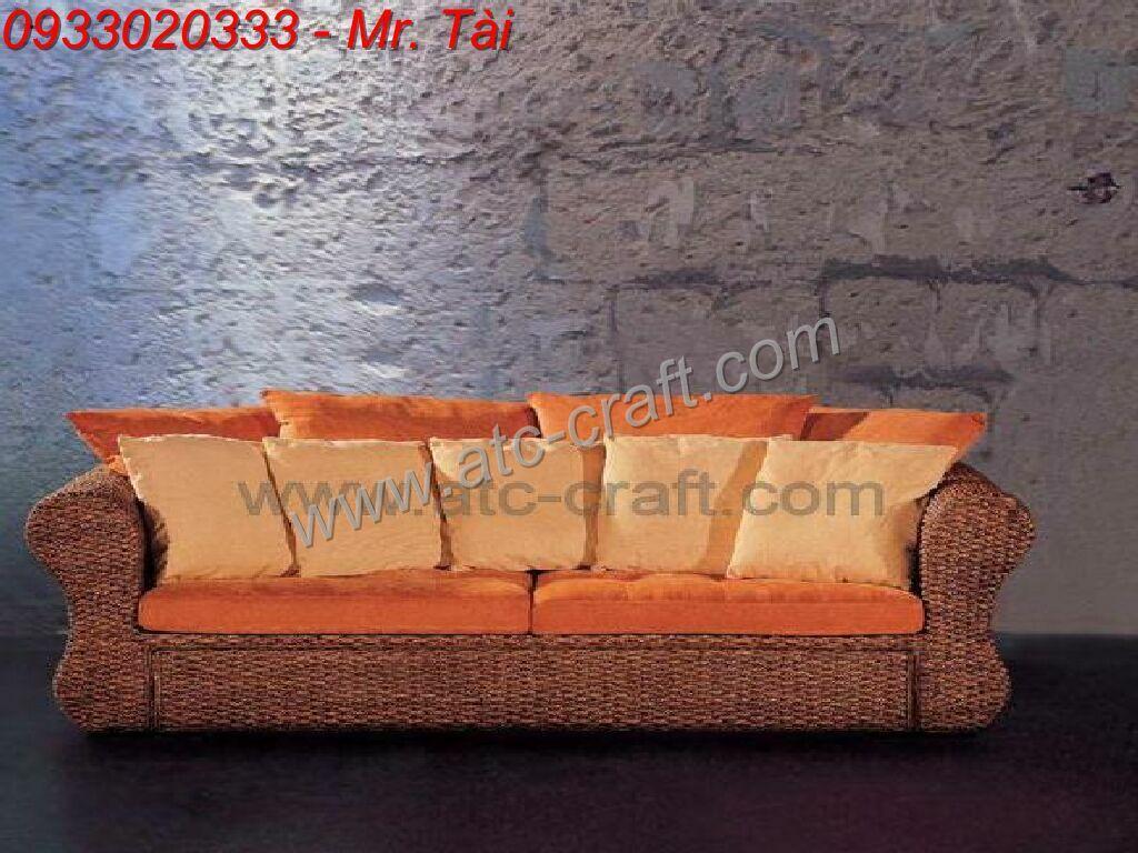 Bộ Sofa lục bình Nôi thất phòng khách cao cấp sang trọng hiện đại