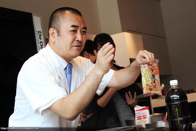 De Dietrich - Chef Takahashi