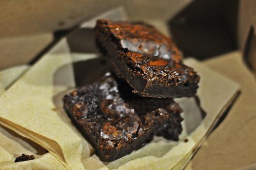 Robicellis brownies