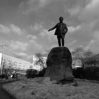 «Jacob Black» (monument Sverdlov)