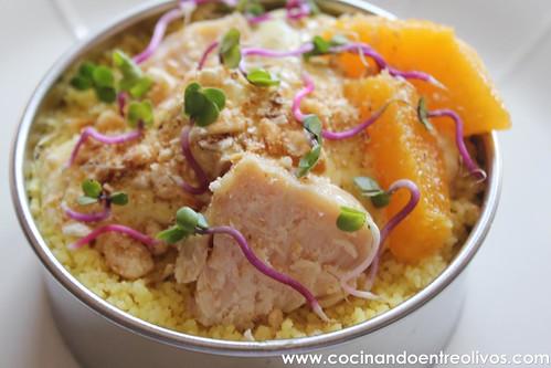 Ensalada de esturirón de Riofrío www.cocinandoentreolivos (28)
