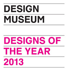 Designs of the Year 2013 logo