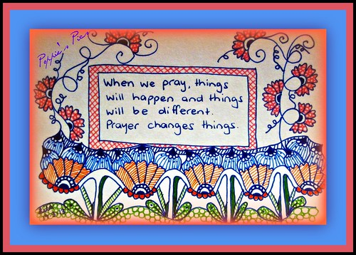 Prayer Changes Things by Poppie_60