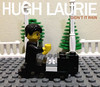 Hugh Laurie - Didn't It Rain Album Cover