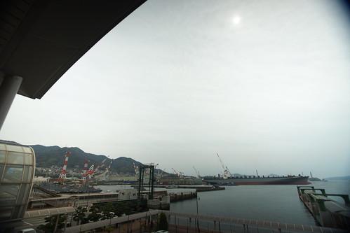 呉港 PORT OF KURE