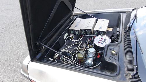 De Lorean DMC-12 EV デロリアン 電気自動車