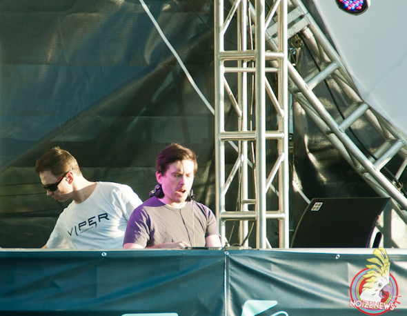 Matrix and Futurebound @ Miami Ultra Fest 2013