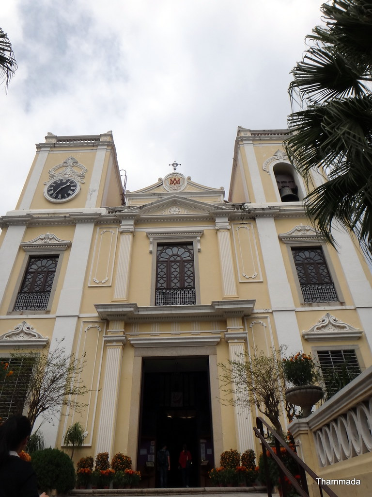 St Lawrence's Church  Macau (Feb 2013)