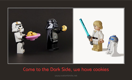 We Have Cookies by customBRICKS