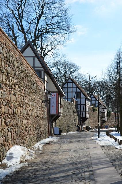 Neubrandenburg, Wiekhäuser