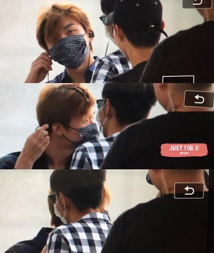 BIGBANG departure Seoul to Macao 2016-09-03 (10)