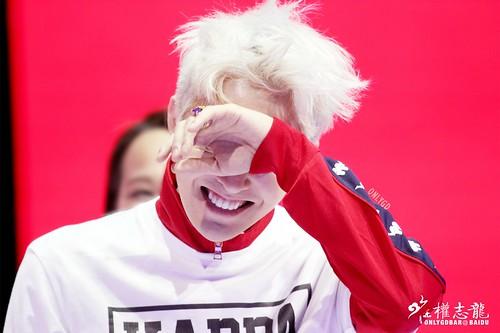 G-Dragon - Kappa 100th Anniversary Event - 26apr2016 - OnlyGD Bar - 17