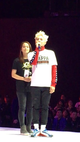 G-Dragon - Kappa 100th Anniversary Event - 26apr2016 - MISSXXXAMY - 14