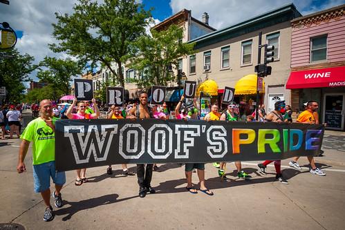 Woof's Pride