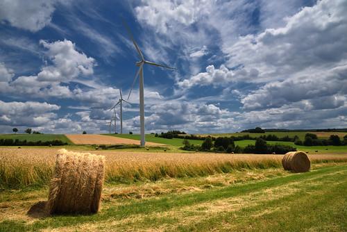 Planète éolienne