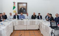 Registra avance de 71% trabajos de Comisión de Transición Gubernamental: Gabino Cué, Oaxaca