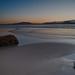 Dawn at the beach by Merrillie
