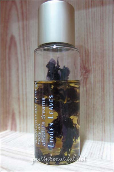 Linden Leaves Absolute Dreams Body Oil