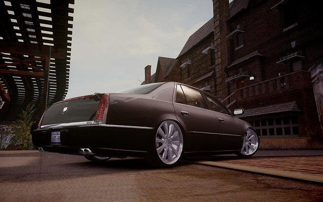 What Are Dts >> Cadillac DTS DUB 2009 | Flickr - Photo Sharing!