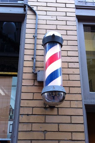 Day 6 Barber pole