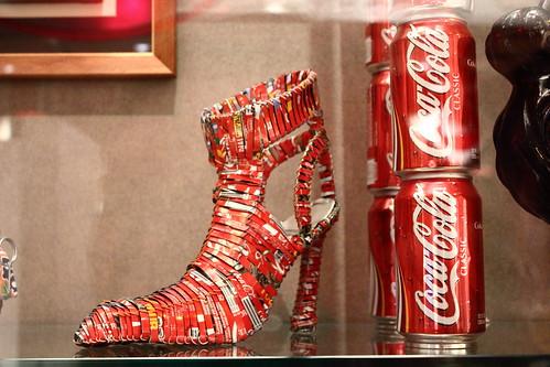 Coke Shoe