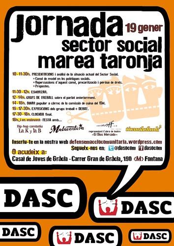 jornada DASC sector social 19 de gener 2013
