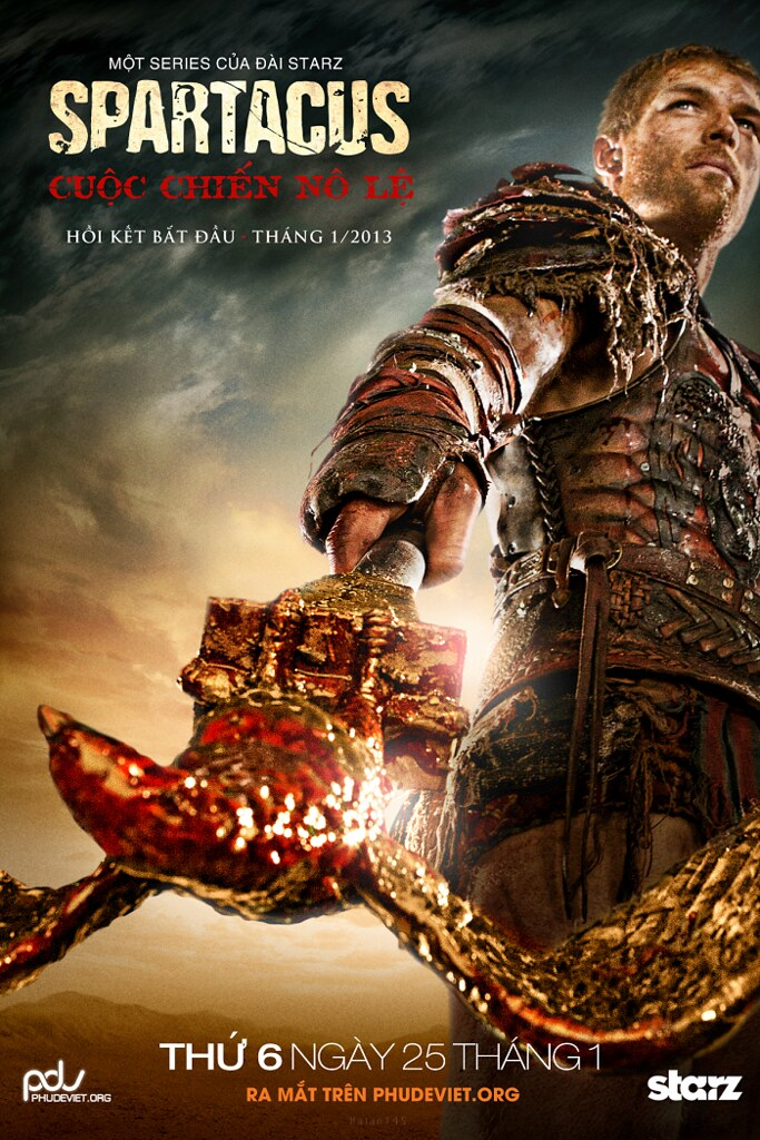 Spartacus: Cuộc Chiến Nô Lệ 4 - Spartacus: War Of The Damned 4