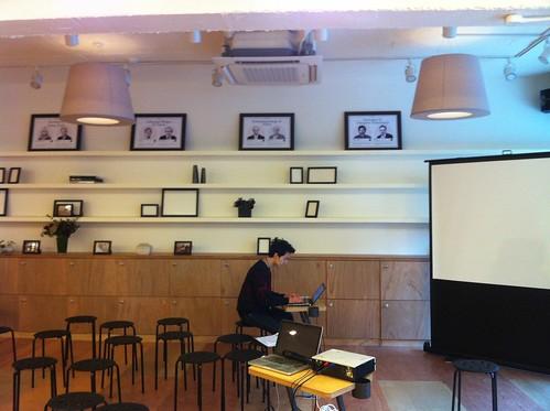 HUB Seoul Co-working space