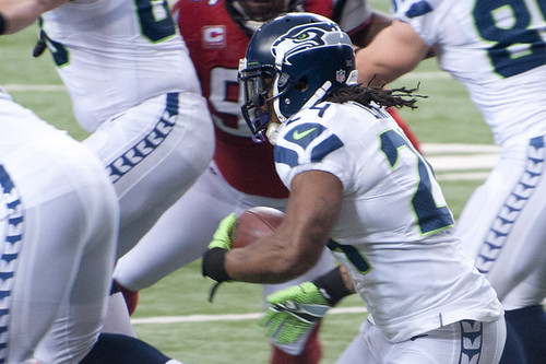 Marshawn Lynch | Seattle Seahawks