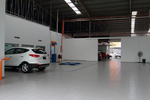 Hyundai Showroom Service Centre Shah Alam By Sutera