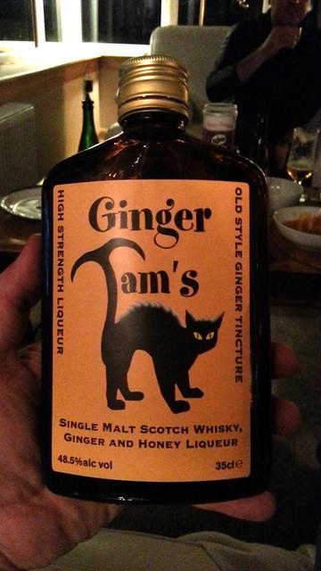 Ginger Tam's