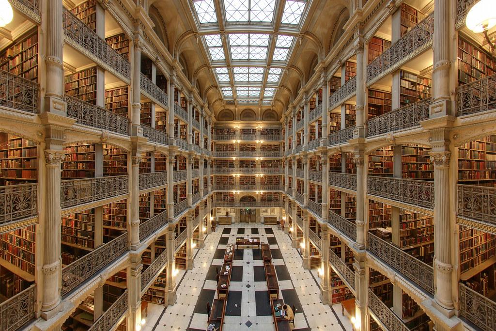 Biblioteca George Peabody-Georgia