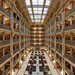 George Peabody Library by Matthew Petroff