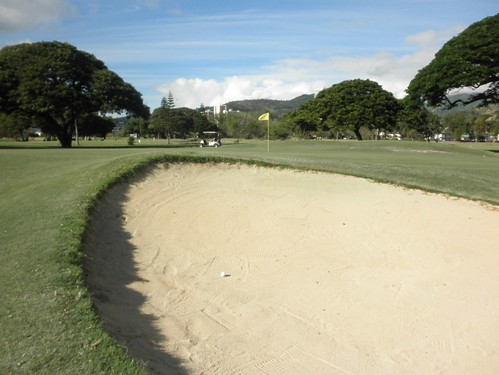 Ala Wai Golf Course 104b