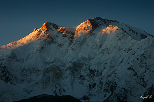 pakistan mountains sunrise nangaparbat flickraward bestcapturesaoi elitegalleryaoi ringexcellence