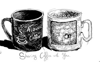 1-16-13 sharing coffee with you.