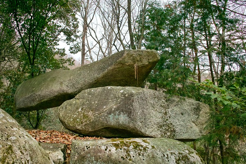 ゆるぎ岩 #11