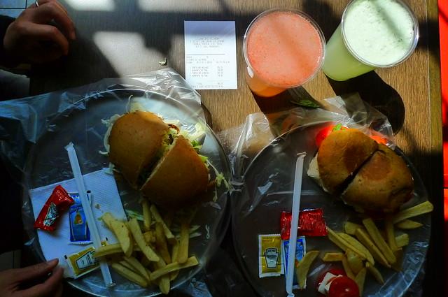 La Zanahoria - Vegetarian Restaurant - Puebla, Mexico