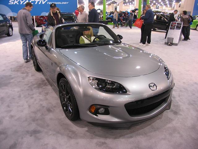 MX-5 (NC) - Mazda