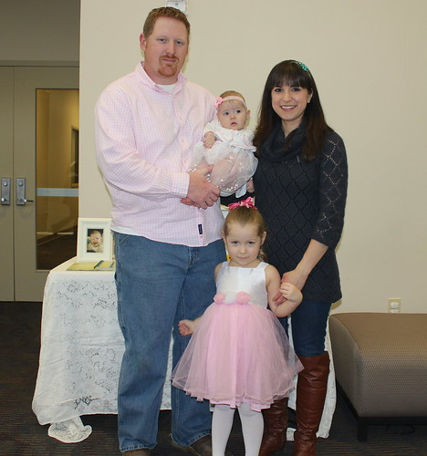 Dakota's Baby Dedication